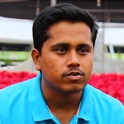Suvas Ranadive (Production Manager)